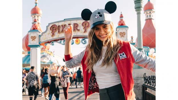 'Main Street Style' at Disney California Adventure park - Produced by Vogue with Disney