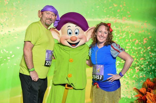 2019 Walt Disney World Marathon Dopey Challenge
