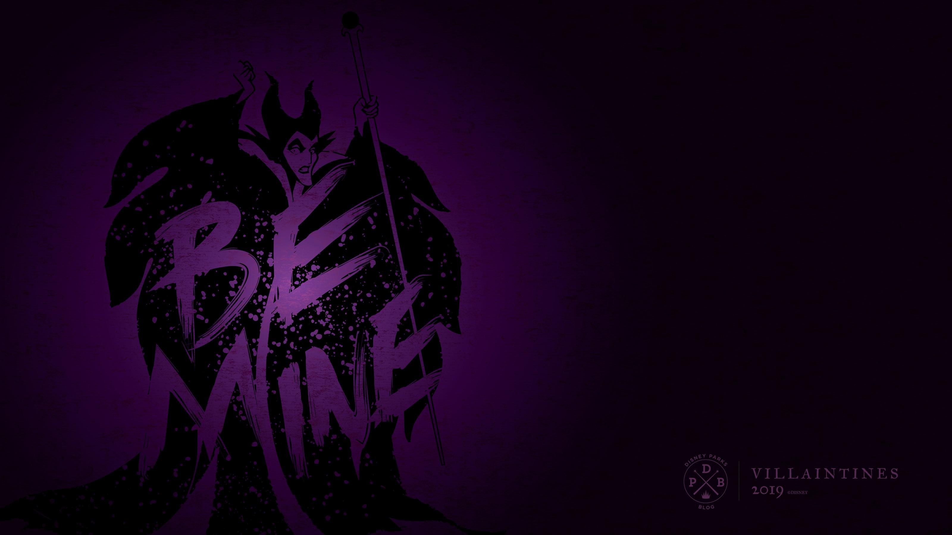Maleficent Villaintine S Day 2019 Desktop Ipad Disney