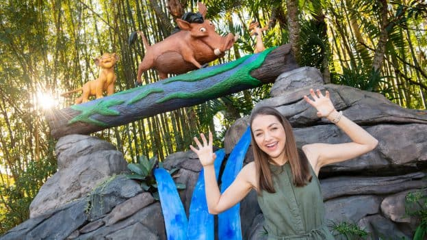 'The Lion King' at Disney's Animal Kingdom