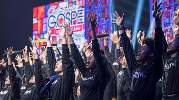 'Celebrate Gospel' Marks 10th Anniversary at Disneyland Resort
