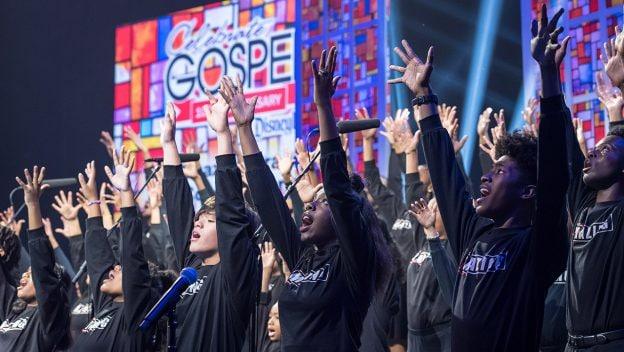 'Celebrate Gospel' Marks 10th Anniversary at Disneyland Resort