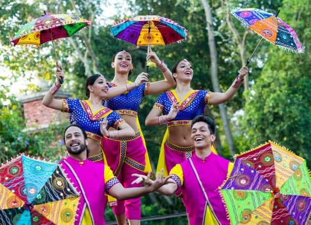 Bollywood Beats at Disney's Animal Kingdom park