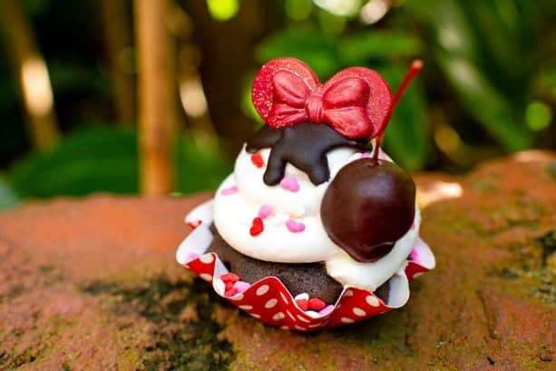 Minnie's Cherry Cordial from The Mara at Disney's Animal Kingdom Lodge