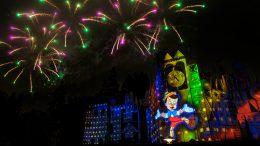 Mickey's Mix Magic' at Disneyland Park