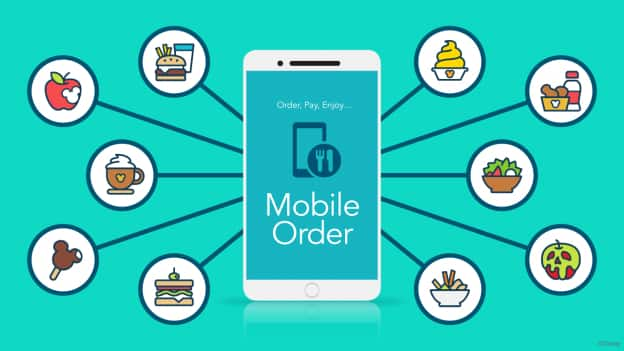 Mobile Order at Disney Parks