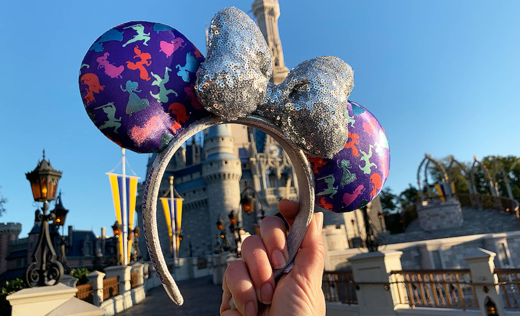 runDisney 2019 Disney Princess Half Marathon Weekend Minnie Mouse Ears