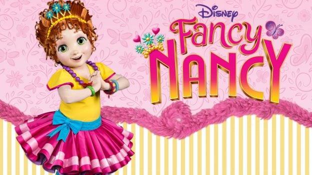 "Disney Junior's ""Fancy Nancy"" coming to Disney Parks"
