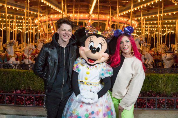 Dating Disneyland