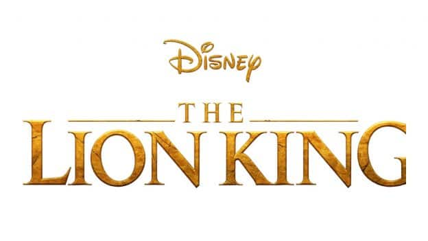 Disney's 'The Lion King' Logo