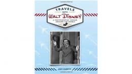 Jeff Kurtti's book, 'Travels with Walt Disney: A Photographic Voyage Around the World'
