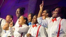 'Celebrate Gospel' at Disneyland resort