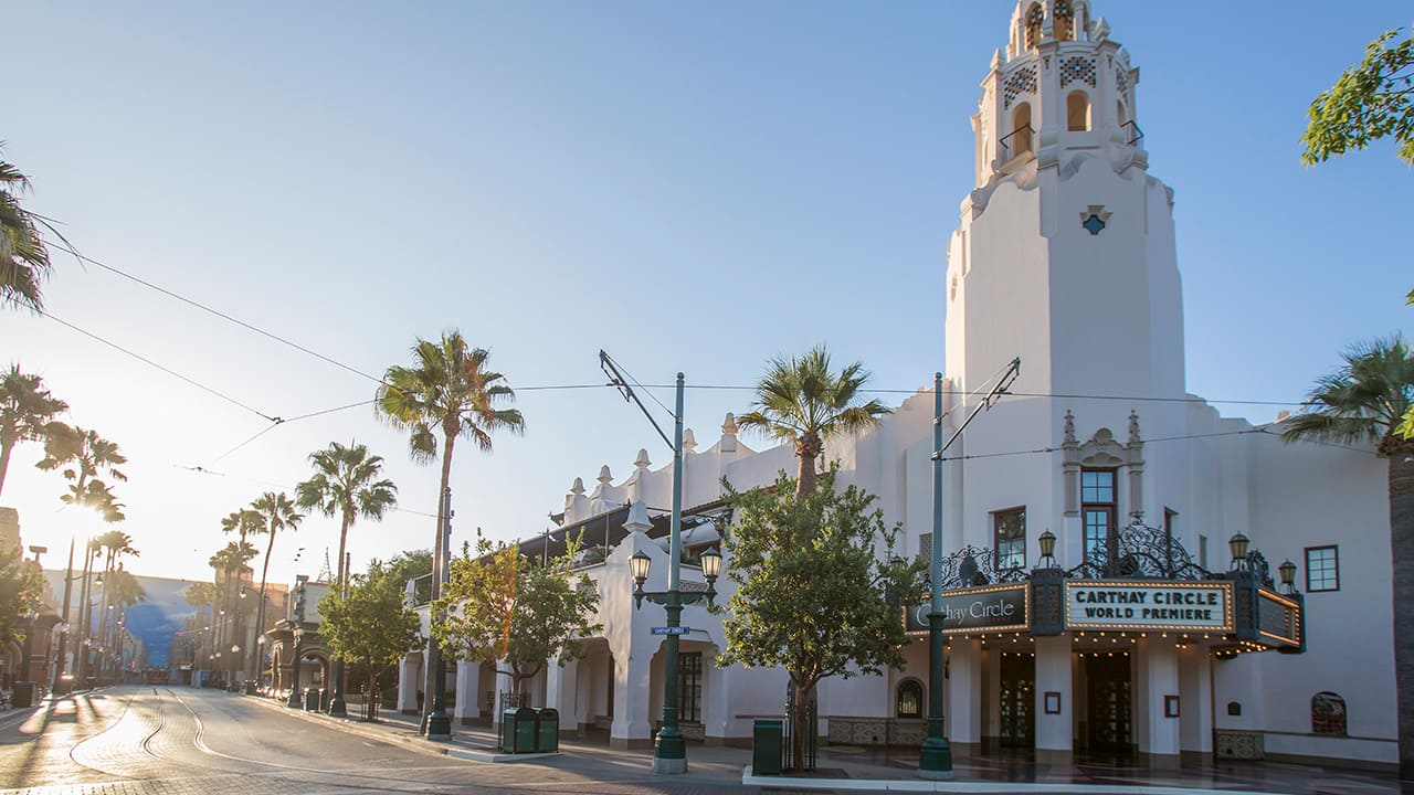 Look Closer: Carthay Circle Restaurant at Disney California Adventure Park