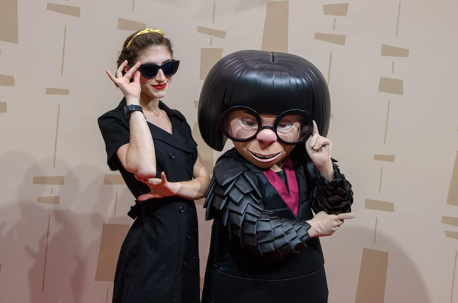 An Incredible Celebration at Disney's Hollywood Studios with Designer Edna Mode