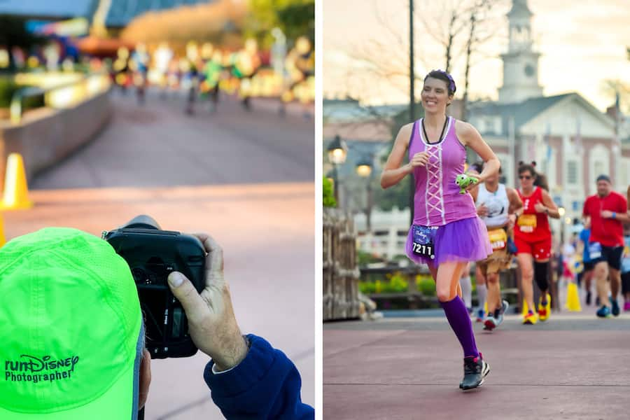 Disney PhotoPass Service at the Disney Princess Half Marathon Weekend