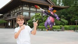 Capture Works of Art with Disney PhotoPass during the Epcot International Festival of the Arts