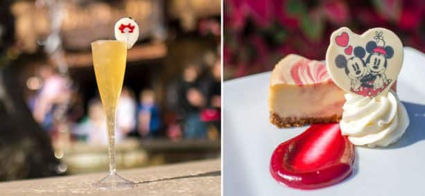 Valentine's Day Offerings at Magic Kingdom Park