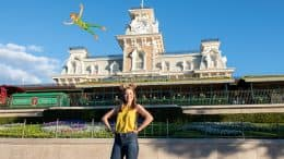 Never Grow Up with the Newest Disney PhotoPass Magic Shot
