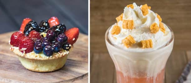 Berry Patch Offerings from the 2019 Disney California Adventure Food & Wine Festival