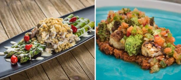 Veggie, Veggie, Fruit, Fruit Offerings from the 2019 Disney California Adventure Food & Wine Festival