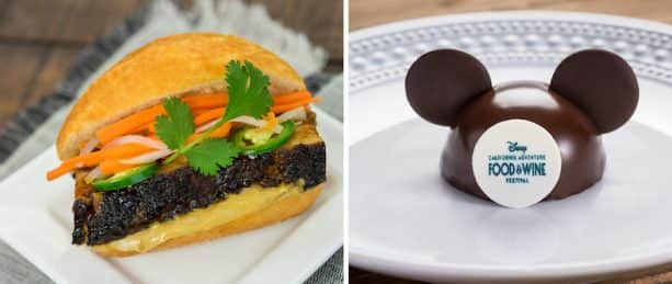 Garlic Kissed Offerings from the 2019 Disney California Adventure Food & Wine Festival