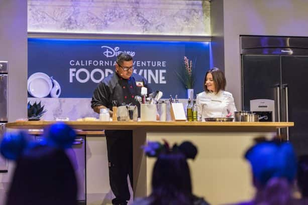 Signature Events at the 2019 Disney California Adventure Food & Wine Festival