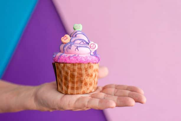 Valentine's Day Cupcake at Disney's Art of Animation Resort and Disney's Pop Century Resort