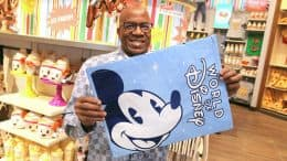 Reusable shopping bags at Disneyland Resort and Walt Disney World Resort