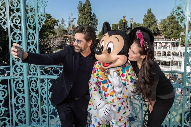 John Stamos and Wife Caitlin
