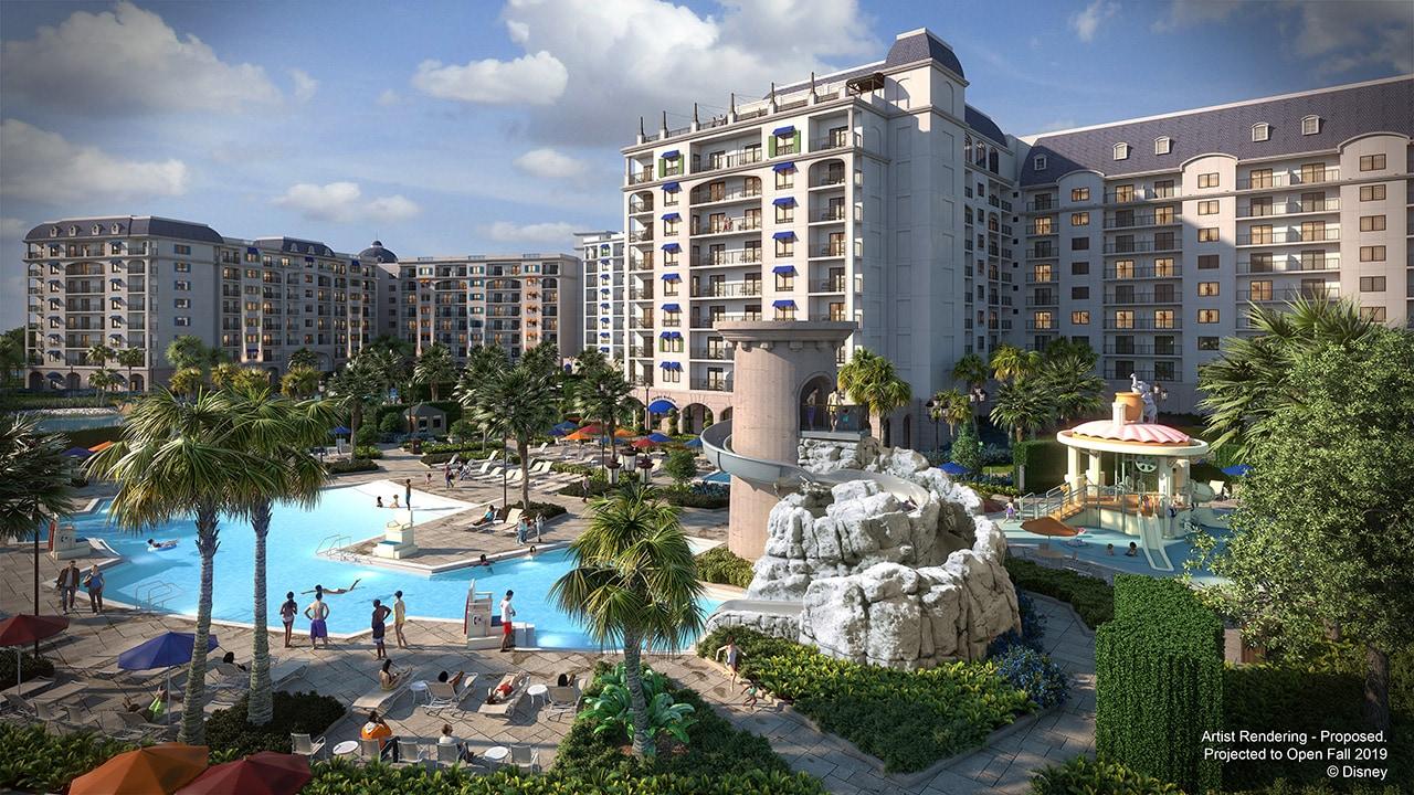 European Inspired Amenities Coming For Disney S Riviera