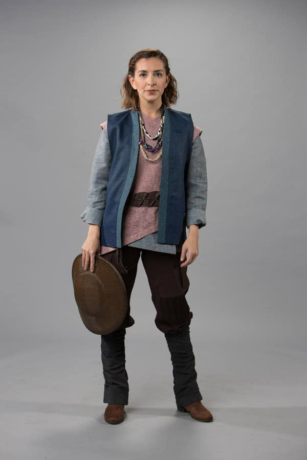 Cast member costumes in Star Wars: Galaxy's Edge - Black Spire Outpost Villagers