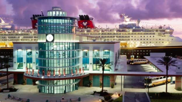 Port Canaveral for Disney Cruise Line