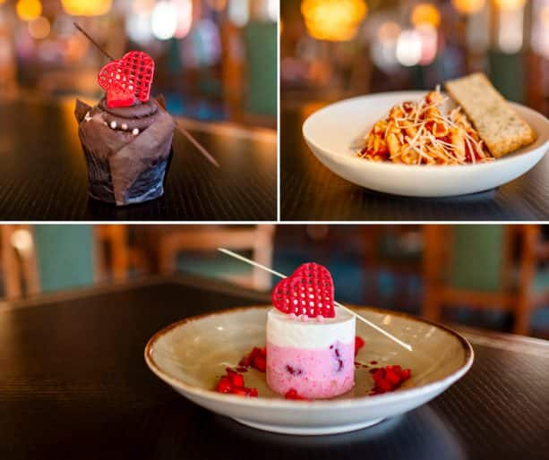 Valentine's Day Offerings at Disney's Wilderness Lodge Resort