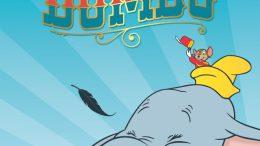 2019 Dumbo Wallpaper 640x960