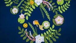 2019 Flower Garden Festival Wallpaper 1080x1920