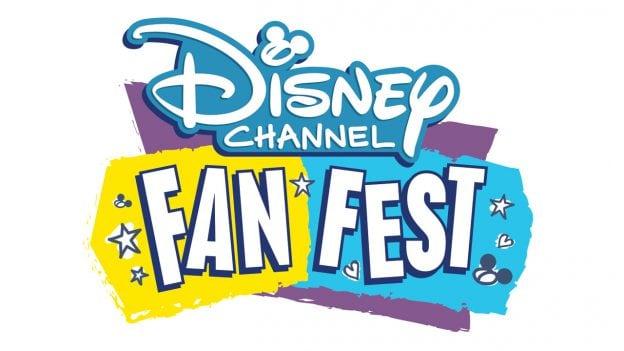 Disney Channel Fan Fest logo