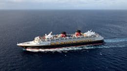 Sailing with Disney Cruise Line