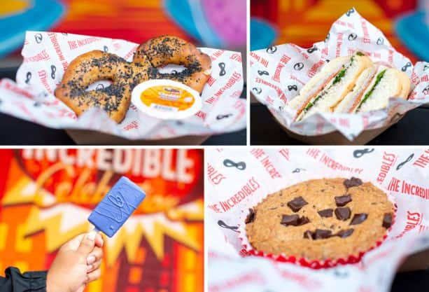Neighborhood Bakery Offerings at Disney's Hollywood Studios