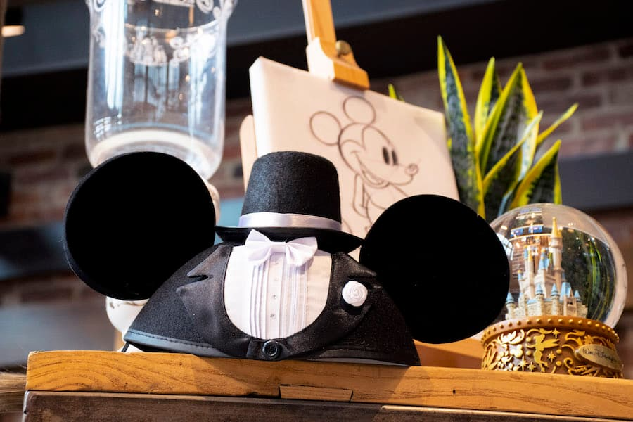 Groom Ear Hat from Disney Springs