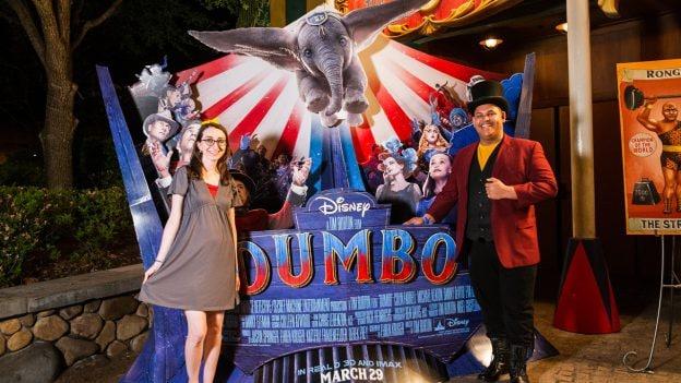 Disney Parks Blog Dumbo Meet-Up guests
