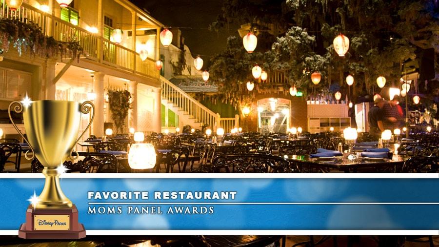 Disney Parks Moms Panel Awards 2019: Disneyland Resort - Favorite Restaurant: Blue Bayou at Disneyland park
