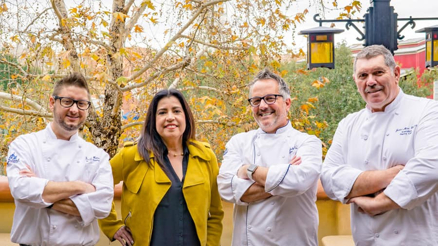 Dinner with the Disney Chefs at the 2019 Disney California Adventure Food & Wine Festival