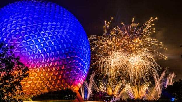 DisneyParksLIVE: Watch The Replay of 'IllumiNations
