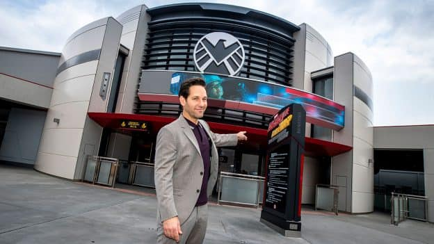 Heroes of all sizes go all-in with Super Heroes, Hong Kong's unique Marvel character at world's first Ant-Man and The Wasp Attraction