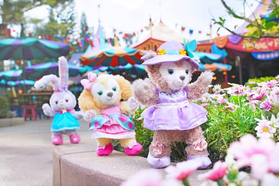 Exclusive Seasonal Merchandise Items at Hong Kong Resort