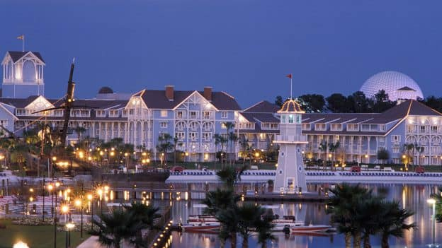 Experiences at Walt Disney World Resort Hotels