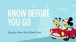 Moms Panel Update: Know Before You Go – Tips for Your Next Park Visit