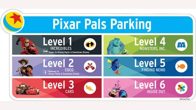 New Pixar Pals Parking Structure and More Enhancements ... on disney hotel orlando fl map, downtown orlando map, planet hollywood parking map, animal kingdom parking map, wet n wild parking map, 2014 disney world resort map, walt disney world map, downtown indianapolis parking map, busch gardens tampa parking map, disney boardwalk parking map, legoland florida parking map, disney hollywood studios parking map, daytona beach parking map, downtown louisville parking map, downtown phoenix parking map, disneyland parking map, disney world parking map, knott's berry farm parking map, los angeles parking map, new york city parking map,