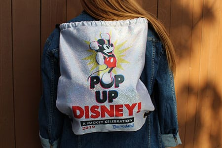 Pop-Up Disney apparel