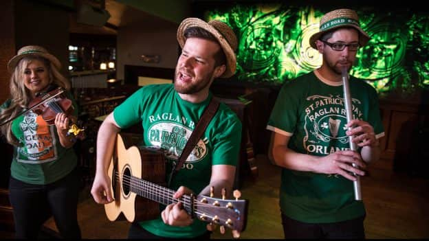 Bring Your Celtic Spirit To the Annual Raglan Road Mighty St. Patrick's Festival at Disney Springs!